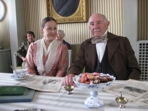 Emilie och August Blanche