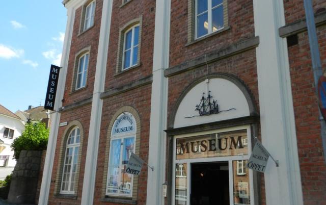 Museet entre