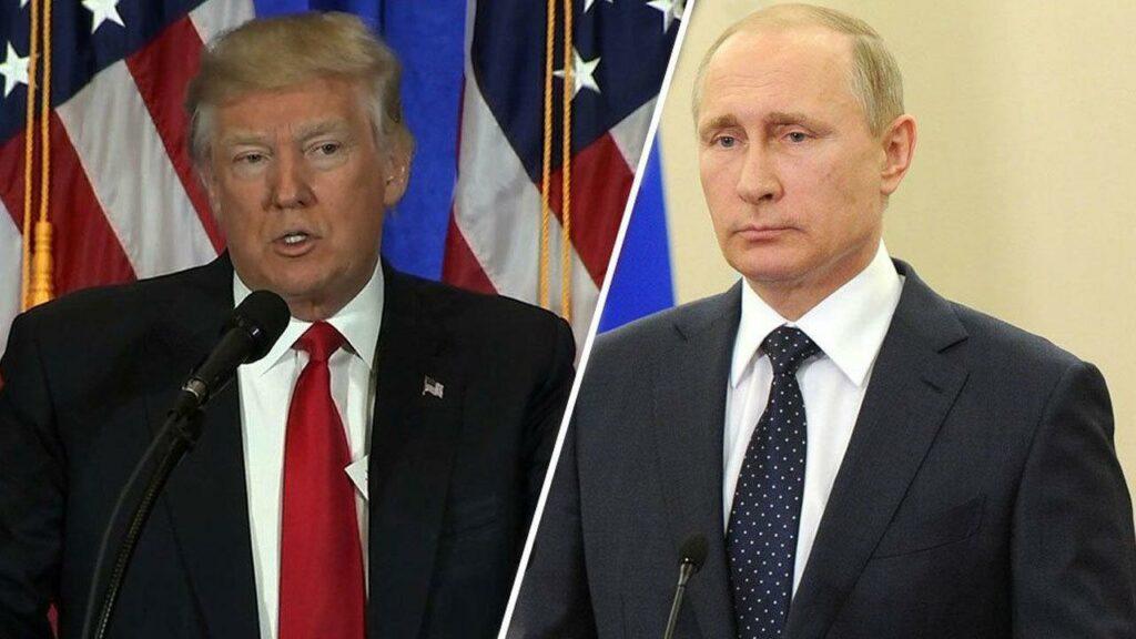 Putin och Trump
