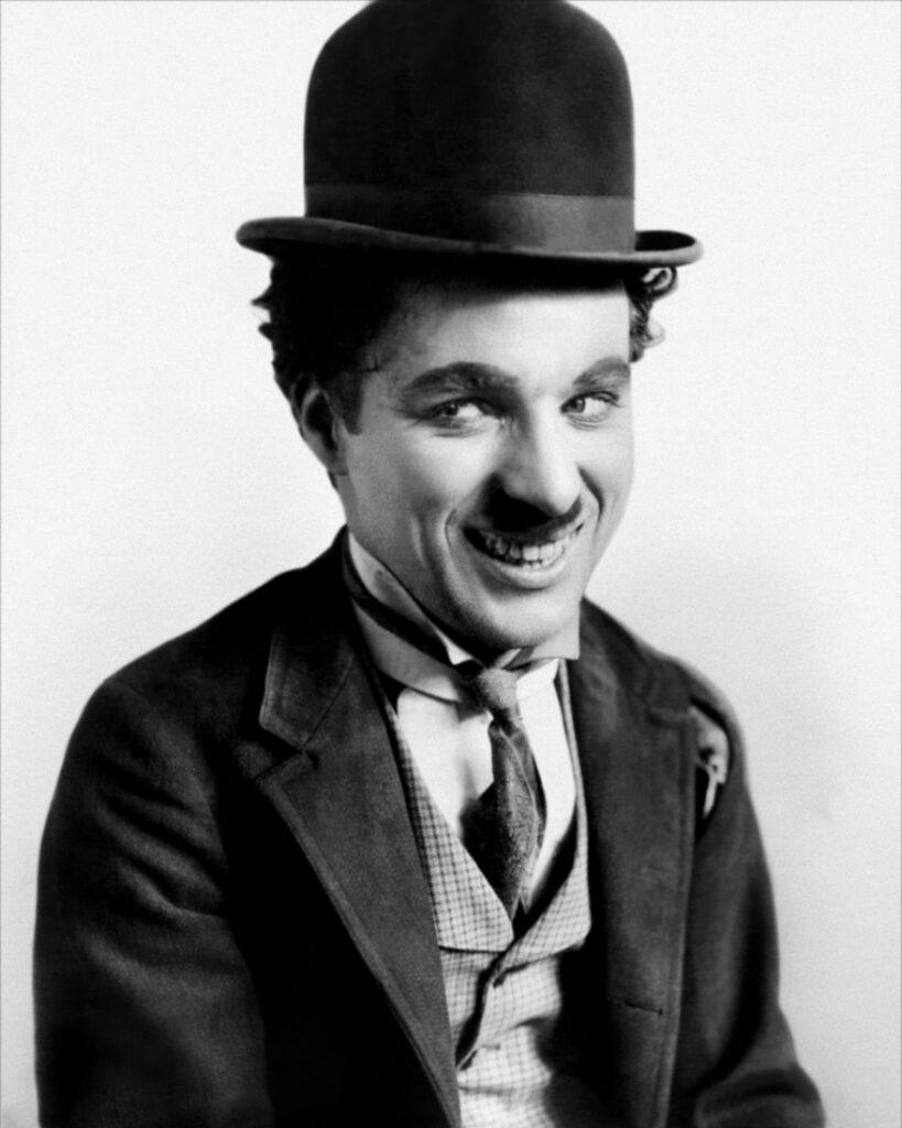 …med bl.a. dokumentär om Chaplin.